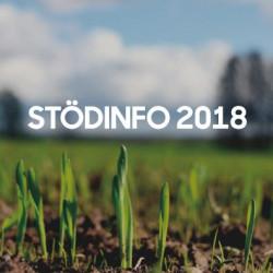 Välkommen på Stödinfo 2018