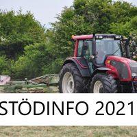 Stödinfo 2021, anmälan